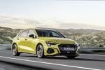 Audi S3, nuova generazione della sportiva quattro compatta