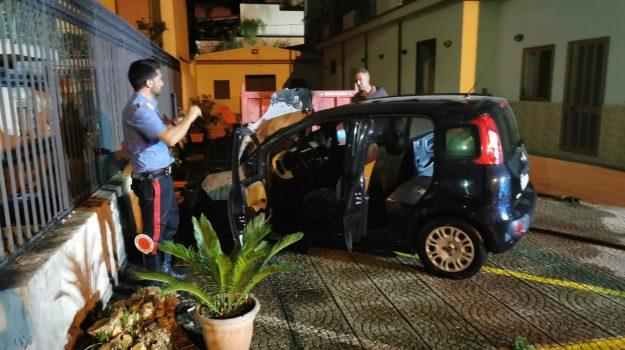 intimidazione, Giuseppe Maio, Messina, Sicilia, Cronaca