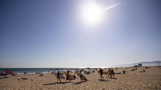 caldo, record, stati uniti, temperatura, Sicilia, Mondo