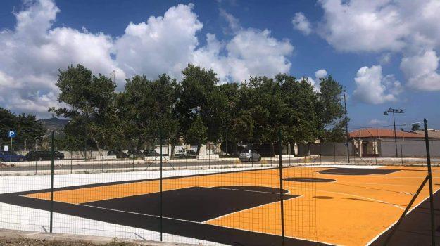 basket, zona falcata, Renato Accorinti, Messina, Sicilia, Sport