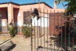 Corigliano, minacce a un imprenditore: carcassa di cane appesa al cancello dell'azienda