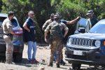 Fucile e cartucce ritrovati nelle campagne di Randazzo