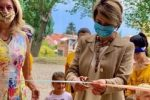 Vibo, il sindaco Limardo inaugura il centro estivo per bambini