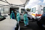 Coronavirus, ancora record di contagi in Calabria (136) e ricoveri in aumento
