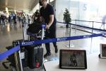 Coronavirus, 10 nuovi casi in aeroporti del Lazio con test rapidi