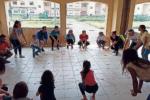 """Reggio, da Arghillà alla Ciambra i cortili riprendono vita: mille bambini coinvolti nel progetto """"Play!"""""""