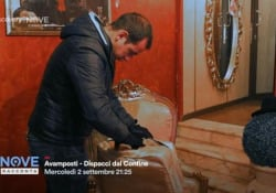 Dal 2 settembre su Nove – Discovery Italia «Avamposti – Dispacci dal confine» La serie tv in cinque puntate di Claudio Camarca realizzata da Clipper Media in collaborazione con l'Arma dei Carabinieri - Corriere Tv