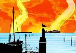 Dalla parte delle seppie La versione animata della graphic novel pubblicata su «la Lettura» #457 - Corriere Tv