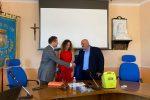 Cirò, un defibrillatore di ultima generazione arrivato dalla Germania