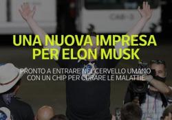 Elon Musk entra nel cervello umano: presentati i sensori Neuralink: intelligenza artificiale applicata alla medicina Il fondatore di Tesla e SpaceX ha presentato i sensori di Neuralink, la sua società di IA applicata alla medicina - Ansa