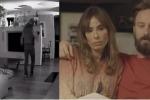 Facchinetti jr., pubblica il video del ladro in casa