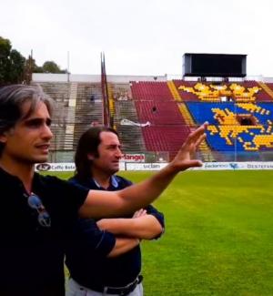 """Reggina, Falcomatà: """"Vogliamo un Granillo all'altezza della Serie B"""""""