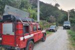 Tragedia a Messina, operaio forestale cade in dirupo e muore mentre va a spegnere un incendio