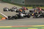 F1, in Belgio vince Hamilton: male le Ferrari