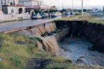 Le piogge intense hanno aggredito il territorio di Barcellona e Terme Vigliatore: danni ingenti