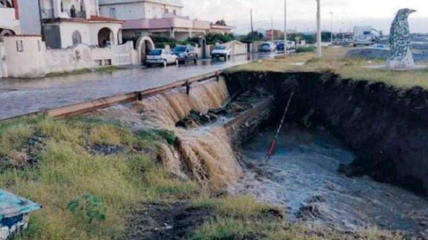 alluvione, Messina, Sicilia, Cronaca