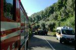 Si ribalta col trattore, muore un uomo a Francica