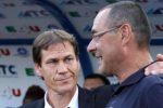 Juventus-Lione: le sfide nella sfida Sarri-Garcia e Dybala-Depay