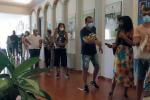 In marcia da Gioia Tauro a Paravati: giovani devoti di Mamma Natuzza