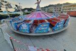 Incidenti sulle giostre a Messina, sequestrato un parco giochi a Santa Margherita