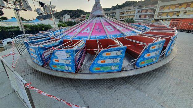 giostre, parco giochi, Messina, Sicilia, Cronaca
