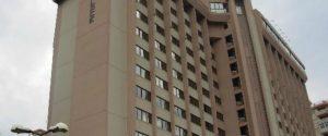 L'hotel San Paolo a Palermo