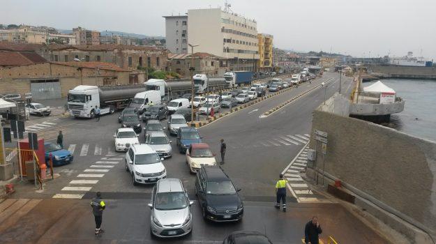 esodo, traffico, Sicilia, Cronaca