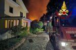 Incendi a Catanzaro, istanze per i risarcimenti danni entro lunedì