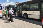 Tragedia al Porto di Gioia Tauro, operaio muore schiacciato da un autobus