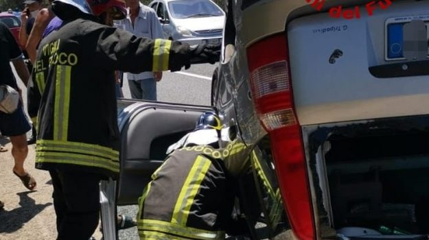 incidente stradale, lamezia terme, Catanzaro, Calabria, Cronaca