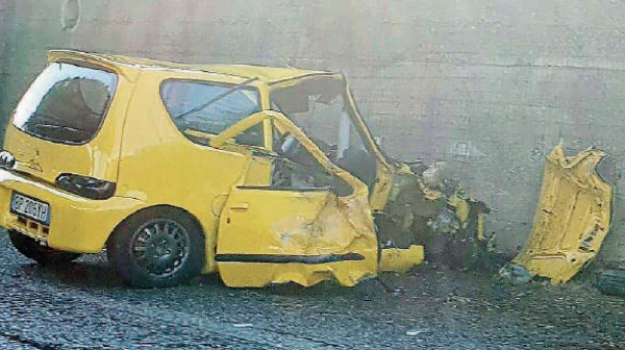 incidente mortale, Messina, Sicilia, Cronaca