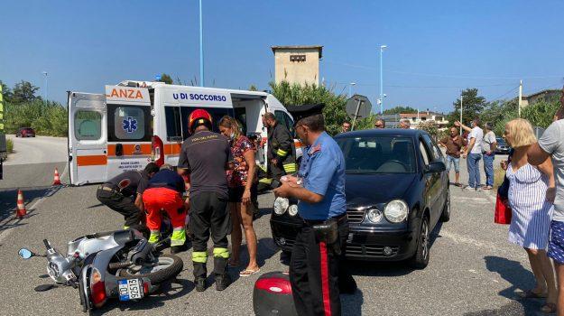 incidente stradale, porto salvo, vibo valentia, Catanzaro, Calabria, Cronaca