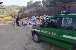 Canna, irregolarità nella gestione dei rifiuti: sequestrata l'isola ecologica