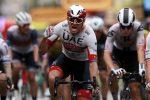 Tour de France, Kristoff vince la prima tappa e si prende la maglia gialla