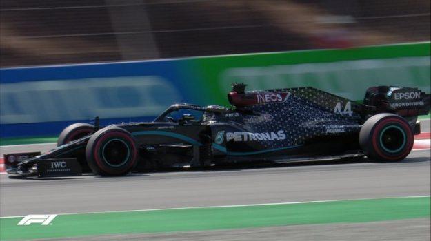 formula 1, pole position, Charles Leclerc, Lewis Hamilton, Sebastian Vettel, Valtteri Bottas, Sicilia, Sport