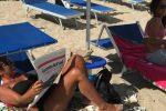 Messina, mare e giochi da spiaggia a Sant'Agata: il lido Sea Sport è ripartito