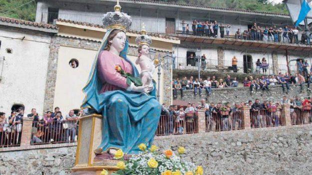 coronavirus, Madonna della Montagna, san luca, Reggio, Calabria, Società