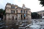 Violento acquazzone a Messina, le foto delle strade allagate