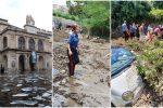 Bomba d'acqua su Messina, allagamenti e rischio frane: dal Comune sms di allerta ai cittadini
