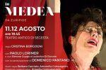 Segesta, debutta al teatro Antico la Medea di Cristina Borgogni