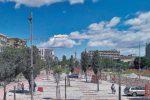 Il parco urbano dove realizzare la metro
