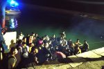 Uno sbarco a Crotone delle scorse settimane