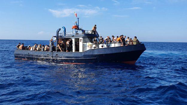 migranti, roccella jonica, Reggio, Calabria, Cronaca