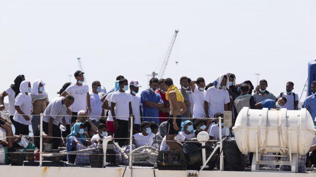 migranti, pozzallo, Sicilia, Cronaca