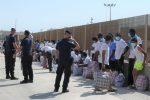 Emergenza migranti, a Lampedusa 8 sbarchi con 200 persone