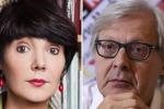 Milanesiana, Elisabetta Sgarbi: «Difficile essere la sorella di Vittorio, diciamo che me la cavo»