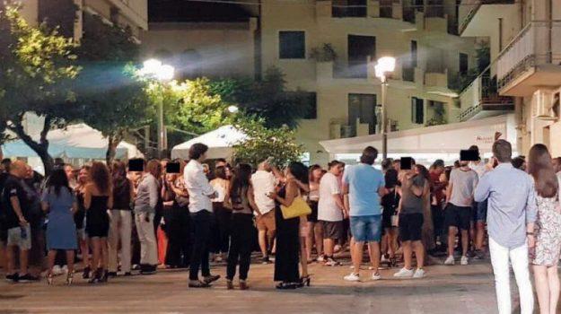 agenti polizia municipale, controlli, movida, Messina, Sicilia, Cronaca