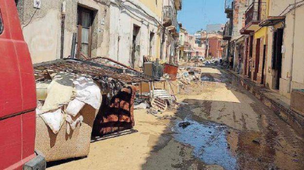 danni, nubifragio, Messina, Sicilia, Cronaca