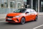Opel Corsa-e, tecnologia e sistemi di assistenza alla guida