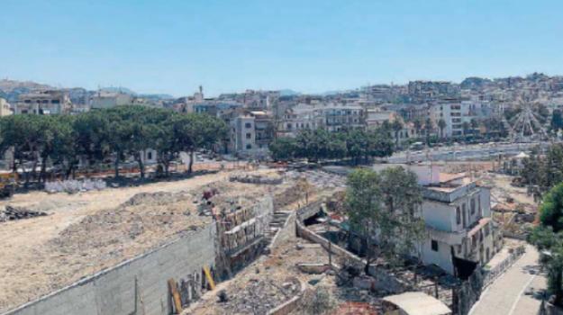 comune, passeggiata, progetto, Giuseppe Falcomatà, Reggio, Calabria, Economia